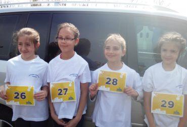 Jó tanulók, jó sportolók Beszélgetés Bánfi Viktória 8.e és Skorka Johanna 8.g osztályos diákokkal